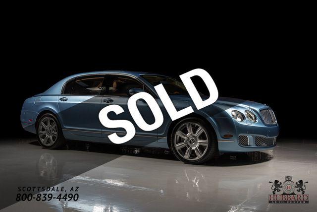 2009 Bentley Continental Flying Spur 4dr Sedan