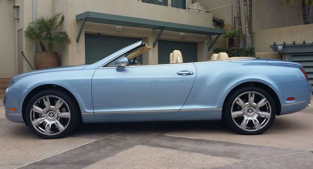 2009 Bentley Continental GTC  - 16636798 - 11