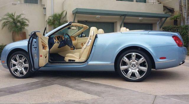 2009 Bentley Continental GTC  - 16636798 - 12