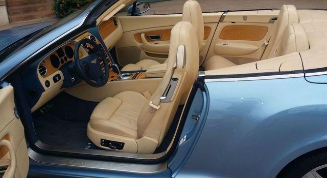 2009 Bentley Continental GTC  - 16636798 - 21