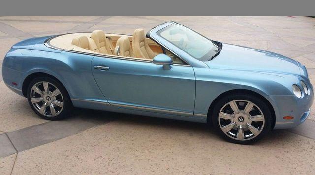 2009 Bentley Continental GTC  - 16636798 - 30