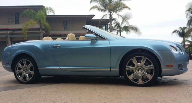2009 Bentley Continental GTC  - 16636798 - 32