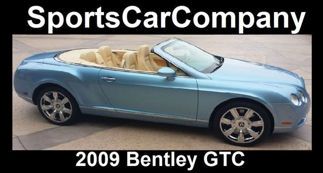 2009 Bentley Continental GTC  - 16636798 - 37