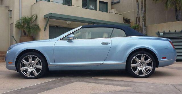2009 Bentley Continental GTC  - 16636798 - 5