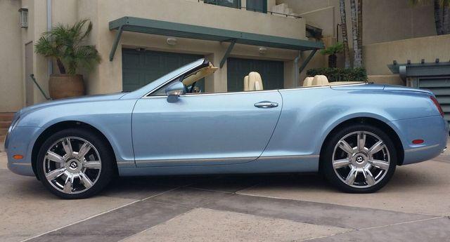 2009 Bentley Continental GTC  - 16636798 - 6