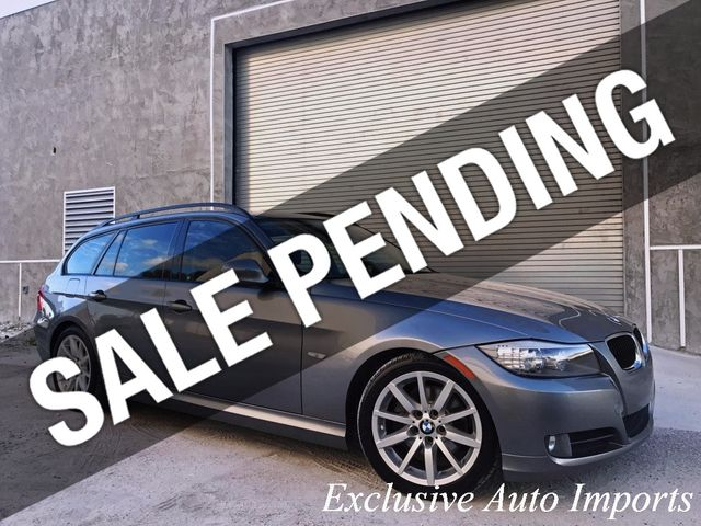 2009 BMW 3 Series 328iT E91 LCI TOURING SPORT WAGON 6-SPEED MANUAL LOADED