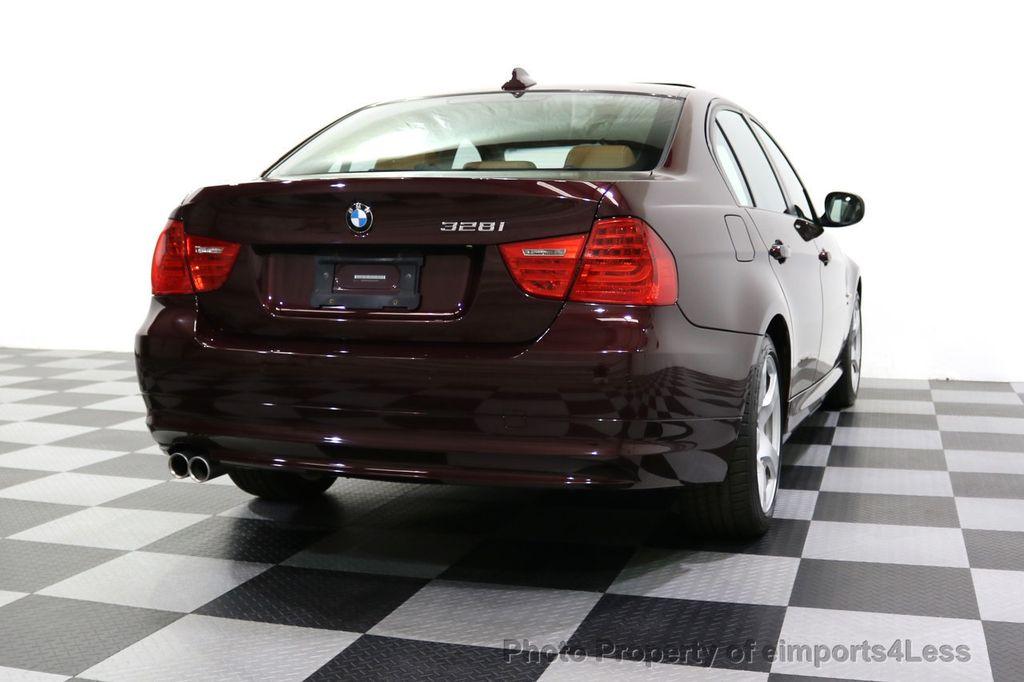 2009 BMW 3 Series CERTIFIED 328i xDRIVE AWD XENONS NAVIGATION - 17857370 - 32