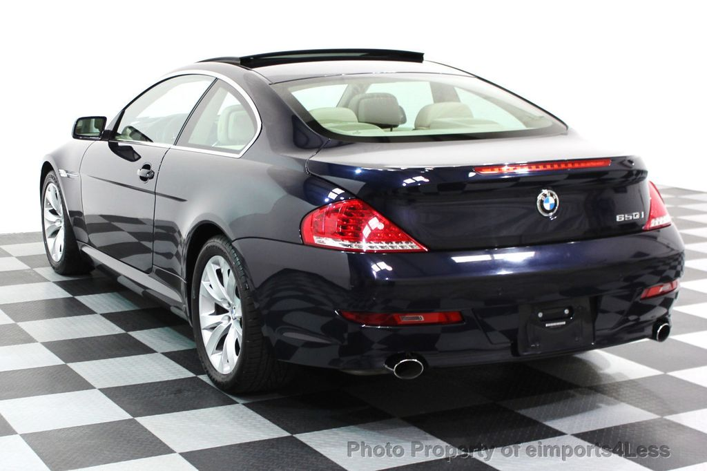 Used BMW Series CERTIFIED I V COUPE At EimportsLess - 2009 bmw 645
