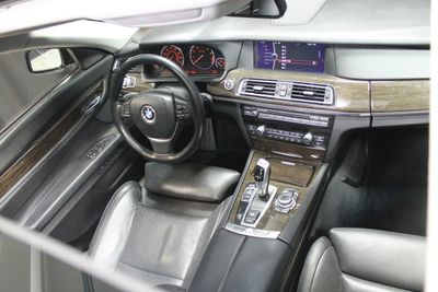 2009 BMW 7 Series 750i - Click to see full-size photo viewer