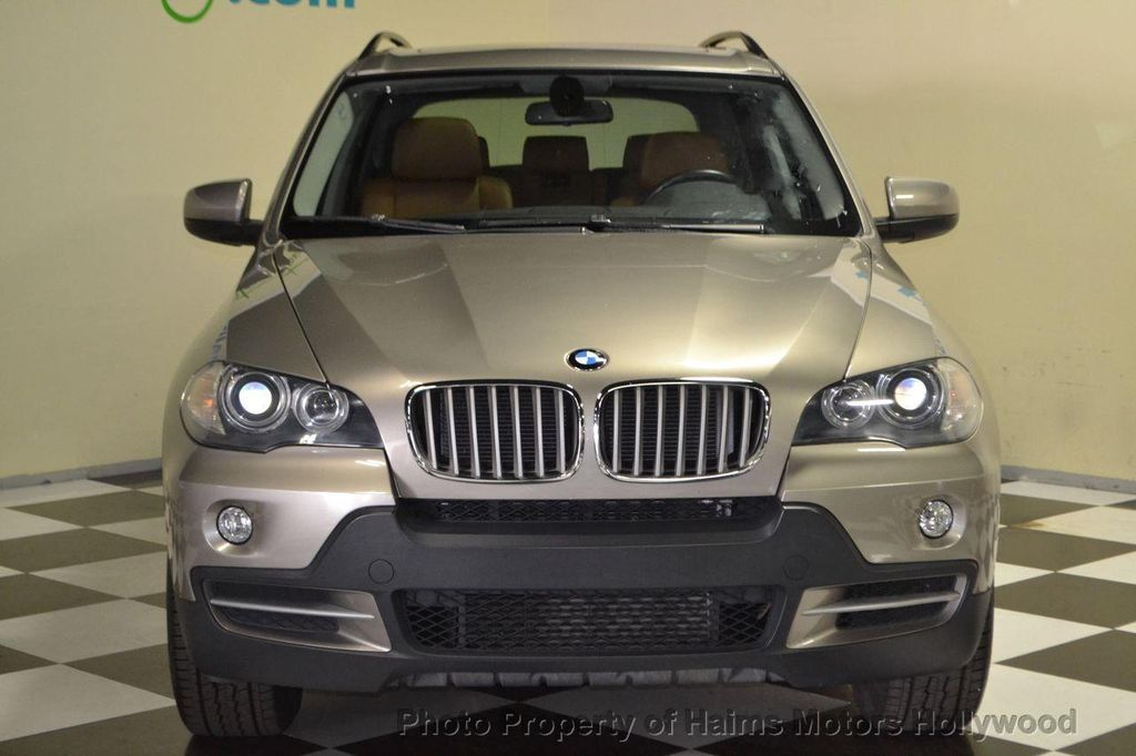 2009 Used Bmw X5 35d At Haims Motors Serving Fort