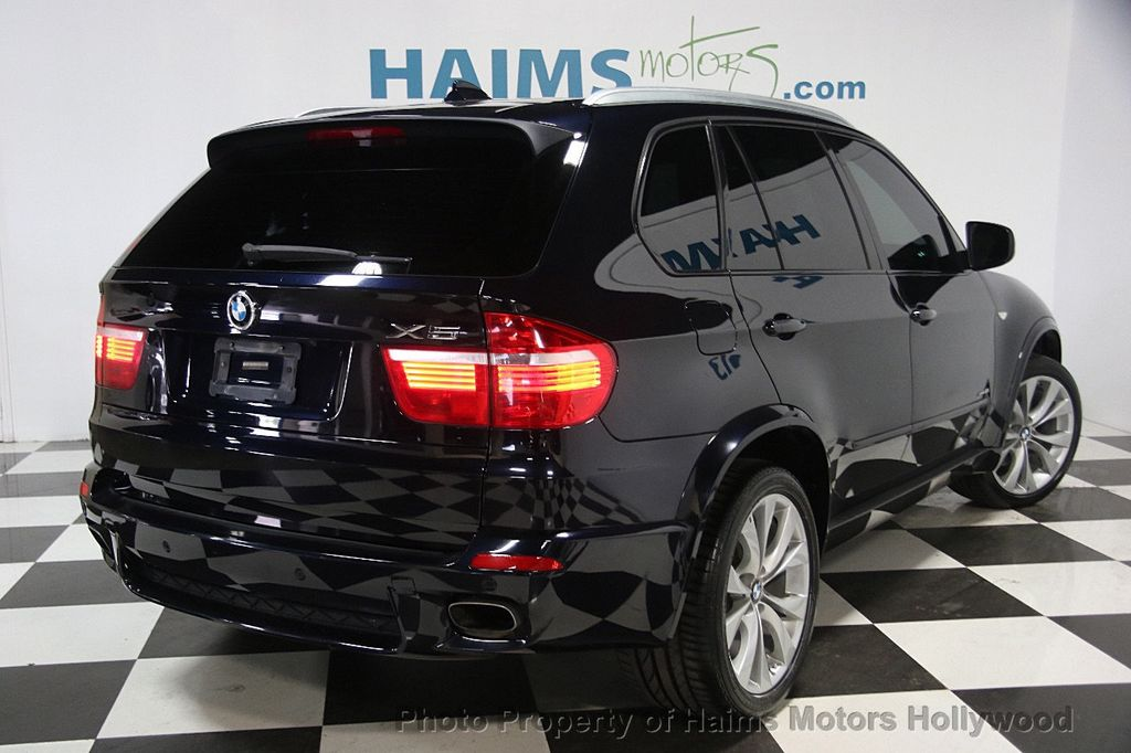 2009 used bmw x5 xdrive48i m package at haims motors hollywood serving fort lauderdale. Black Bedroom Furniture Sets. Home Design Ideas