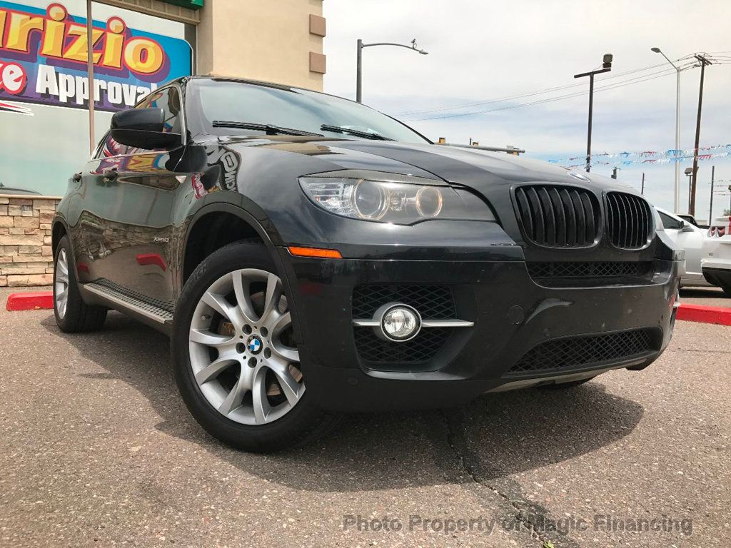 2009 Bmw X6 50i Suv For Sale In Denver Co 21 999 On Motorcar Com