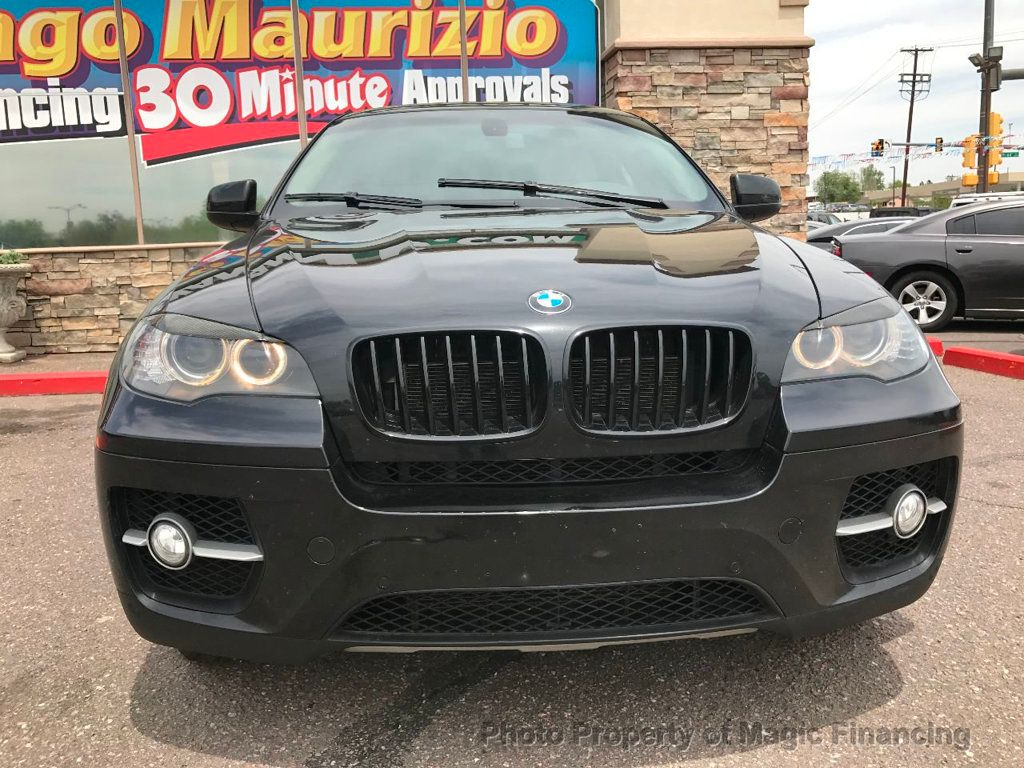 2009 Bmw X6 50i Suv For Sale In Denver Co 21 999 On