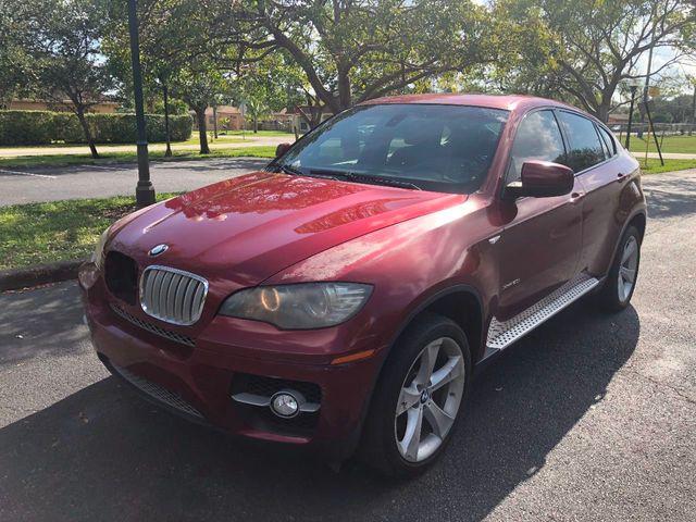2009 Used BMW X6 50i at A Luxury Autos Serving Miramar, FL, IID 17124839