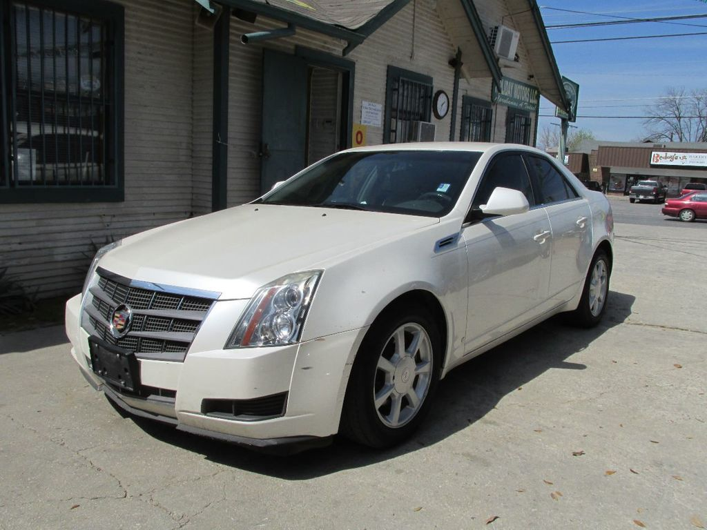 2009 used cadillac cts 4dr sedan rwd w 1sa at bayona motor werks serving san antonio tx iid. Black Bedroom Furniture Sets. Home Design Ideas