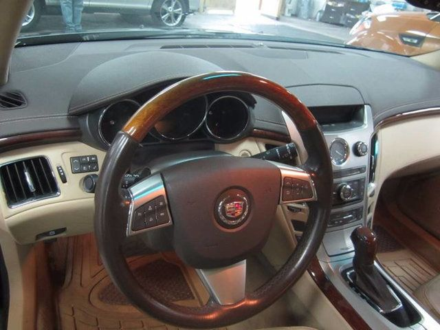2009 Used Cadillac Cts Awd Navigation At Contact Us Serving Cherry