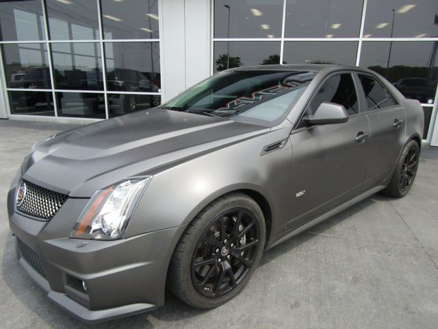 Cadillac Cts V Used >> 2009 Used Cadillac Cts V 4dr Sedan At The Internet Car Lot Serving