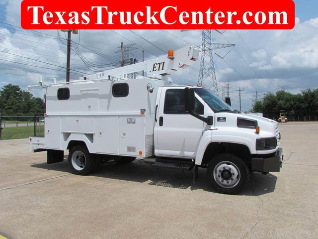 Dealer Video - 2009 Chevrolet C4500 Bucket Truck 4x2 - 16494166