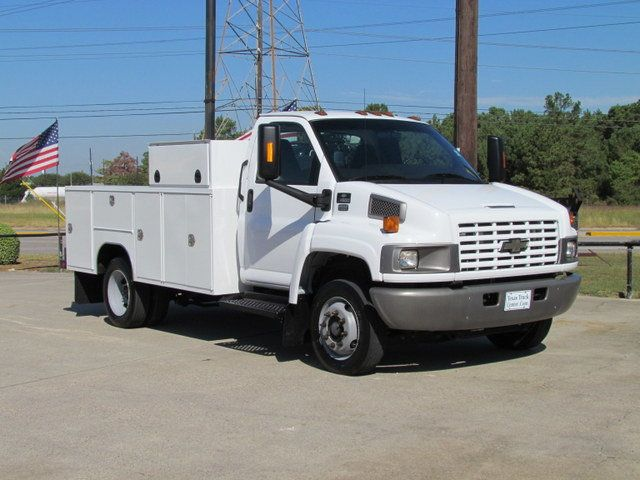 2009 Chevrolet C4500 Fuel - Lube Truck 4x2 - 13329289 - 2