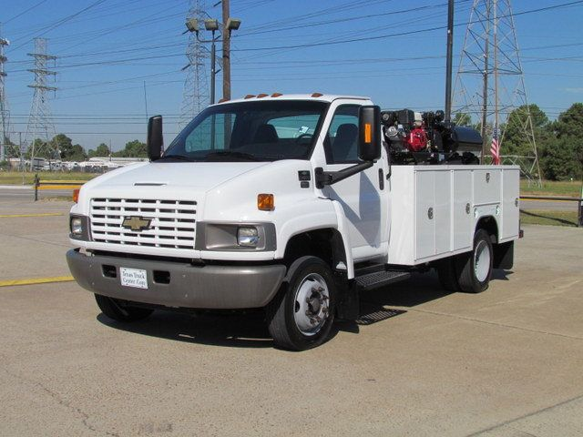 2009 Chevrolet C4500 Fuel - Lube Truck 4x2 - 13329289 - 4