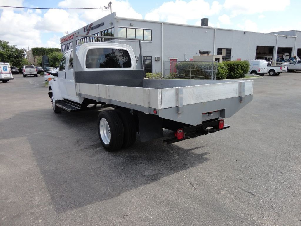 2009 Chevrolet C5500 CREW CAB.. 12FT STEEL FLATBED - 17964154 - 9