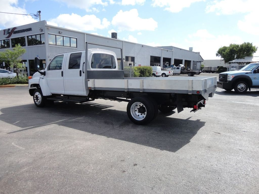 2009 Chevrolet C5500 CREW CAB.. 12FT STEEL FLATBED - 17964154 - 10