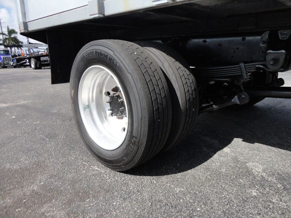 2009 Chevrolet C5500 CREW CAB.. 12FT STEEL FLATBED - 17964154 - 16