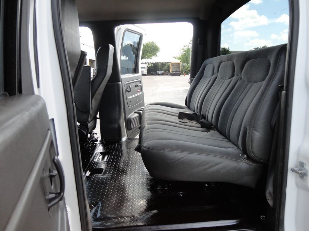 2009 Chevrolet C5500 CREW CAB.. 12FT STEEL FLATBED - 17964154 - 24