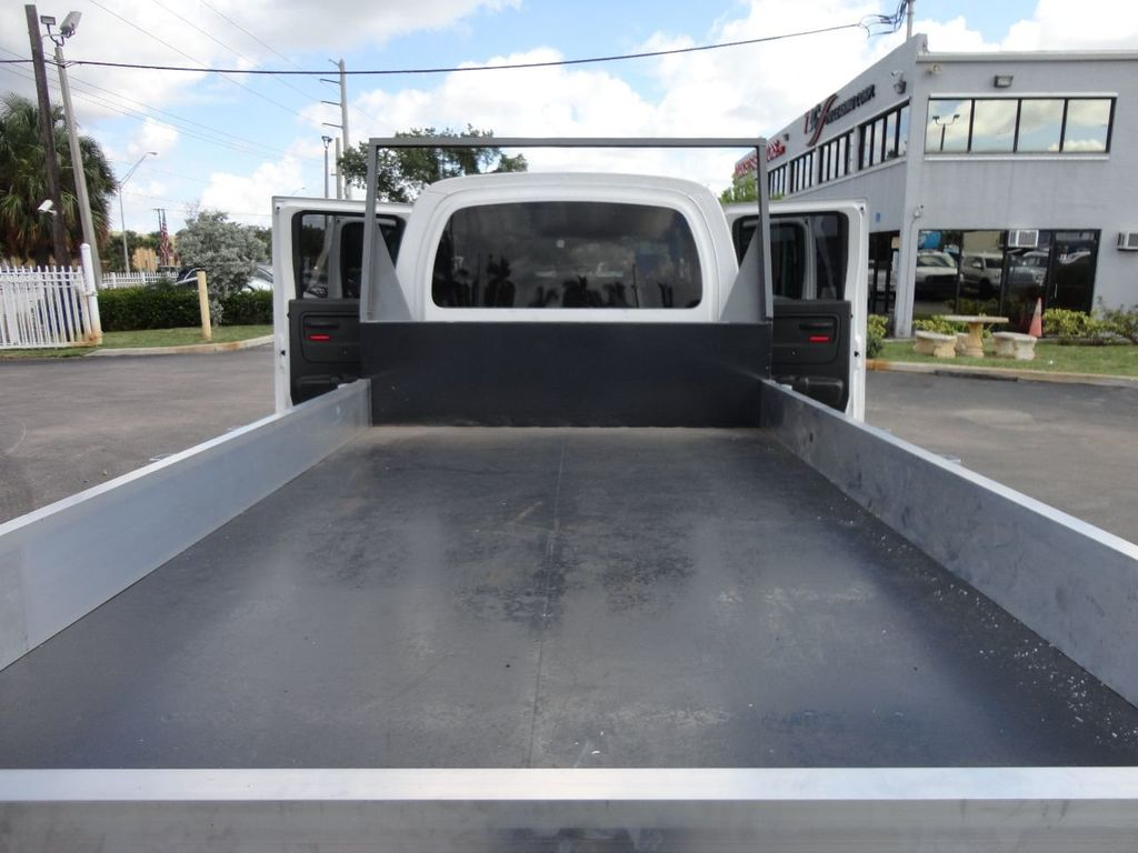 2009 Chevrolet C5500 CREW CAB.. 12FT STEEL FLATBED - 17964154 - 27