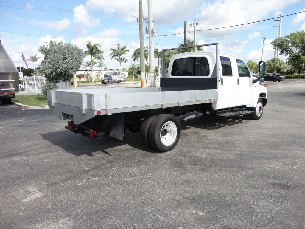 2009 Chevrolet C5500 CREW CAB.. 12FT STEEL FLATBED - 17964154 - 6