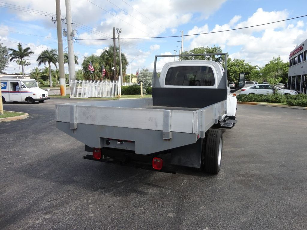 2009 Chevrolet C5500 CREW CAB.. 12FT STEEL FLATBED - 17964154 - 7