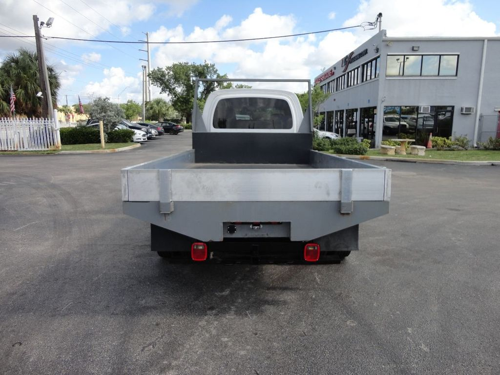 2009 Chevrolet C5500 CREW CAB.. 12FT STEEL FLATBED - 17964154 - 8