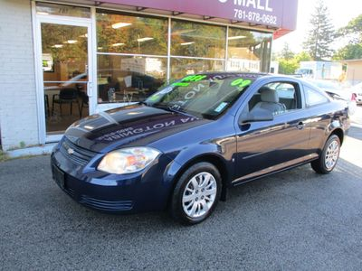 2009 Chevrolet Cobalt 2dr Coupe LS - Click to see full-size photo viewer