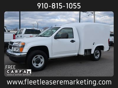 2009 Chevrolet Colorado Refrigerated Reefer Truck
