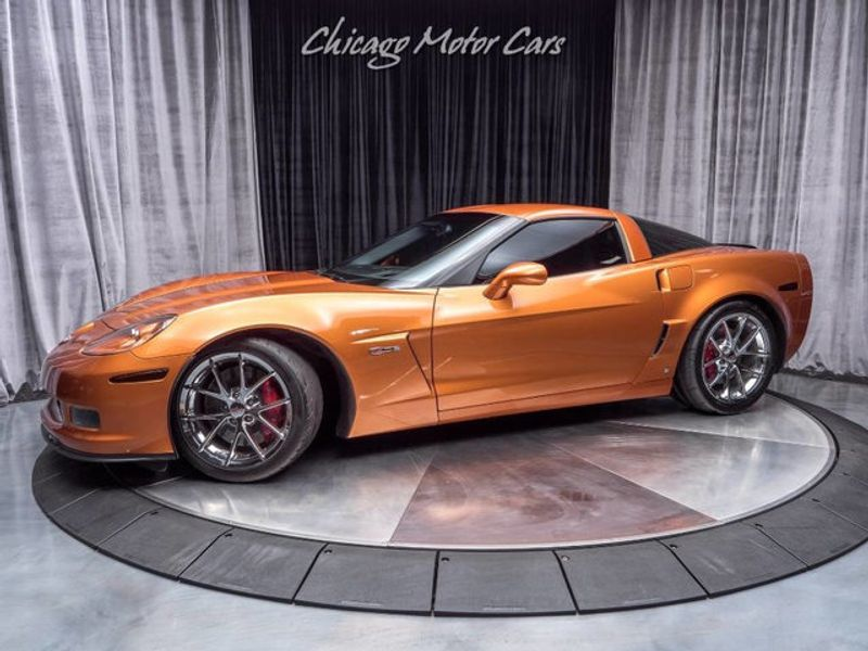 2009 Chevrolet Corvette 2dr Coupe Z06 w/3LZ - 18417929 - 0