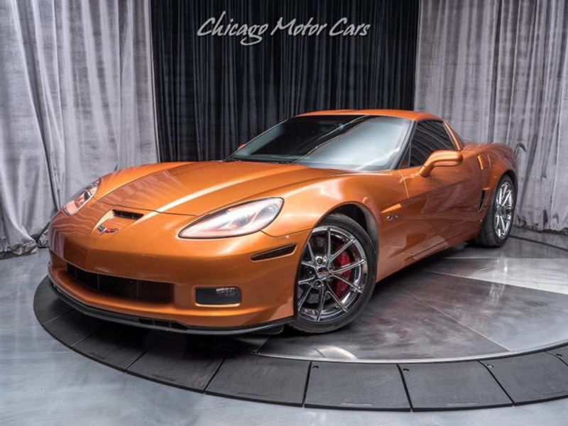 2009 Chevrolet Corvette 2dr Coupe Z06 w/3LZ - 18417929 - 1