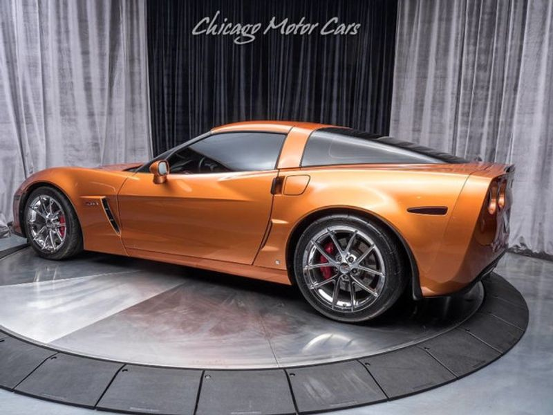 2009 Chevrolet Corvette 2dr Coupe Z06 w/3LZ - 18417929 - 2