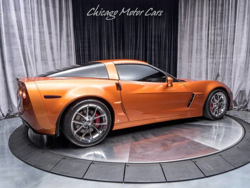 2009 Chevrolet Corvette 2dr Coupe Z06 w/3LZ - 18417929 - 4