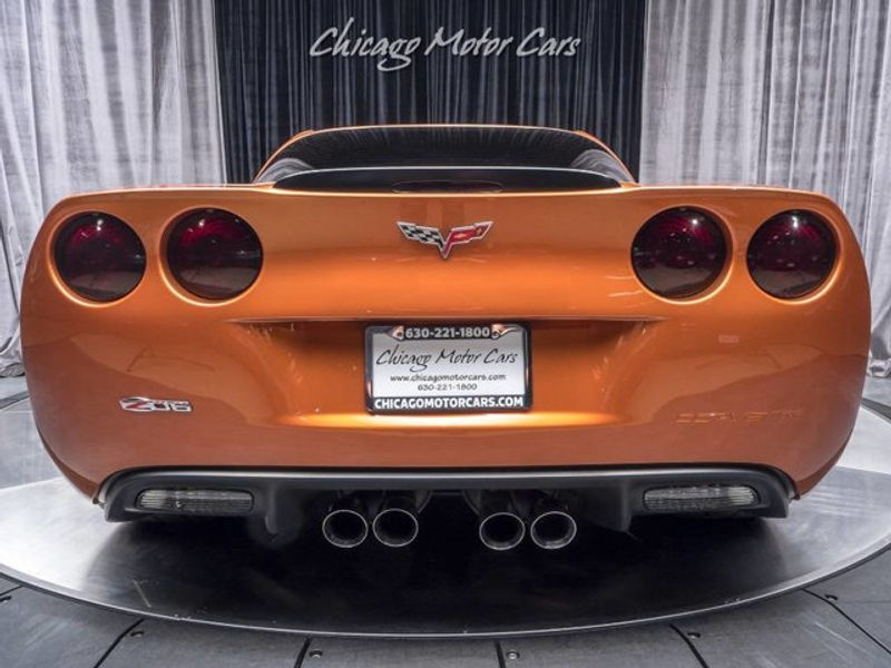 2009 Chevrolet Corvette 2dr Coupe Z06 w/3LZ - 18417929 - 51