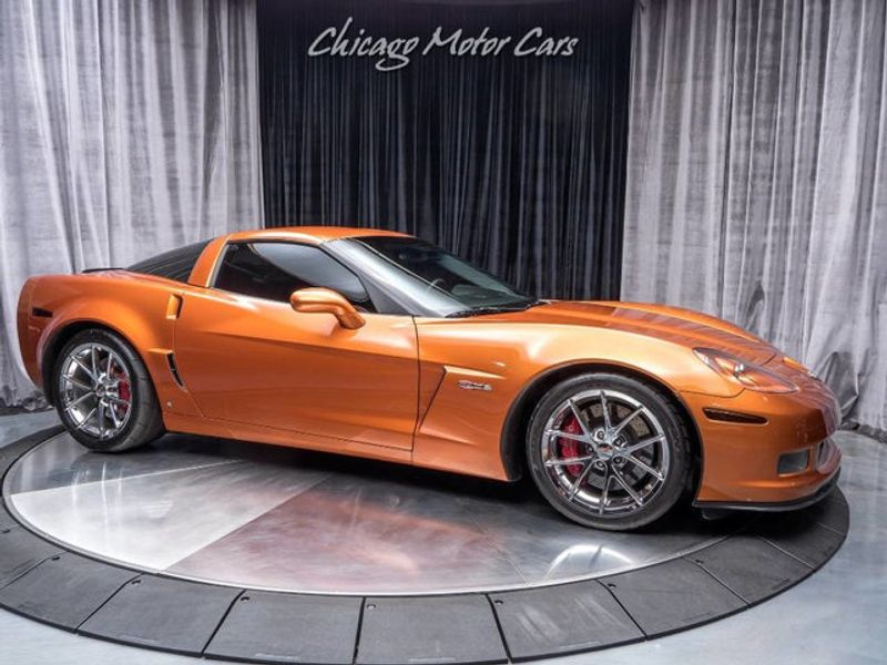 2009 Chevrolet Corvette 2dr Coupe Z06 w/3LZ - 18417929 - 5