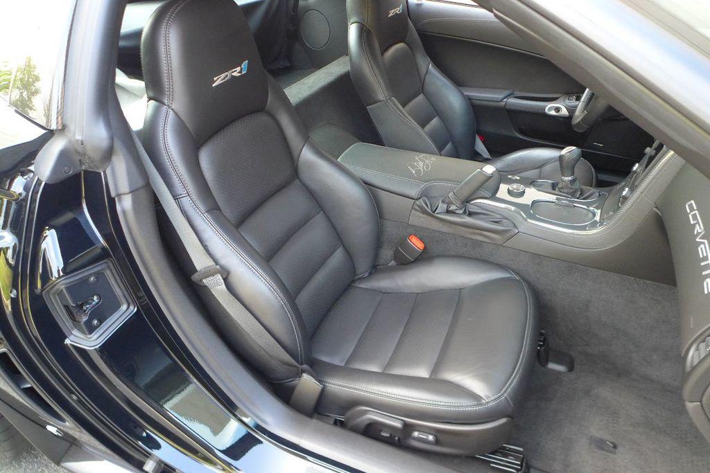 2009 Chevrolet Corvette 2dr Coupe ZR1 w/3ZR - 17910542 - 14