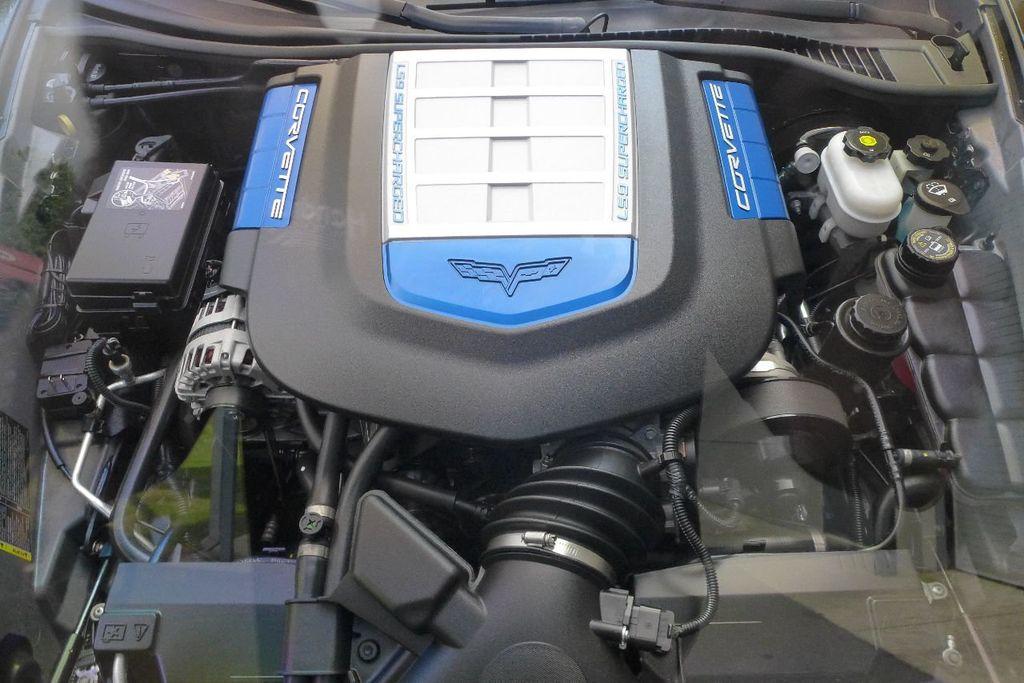 2009 Chevrolet Corvette 2dr Coupe ZR1 w/3ZR - 17910542 - 16