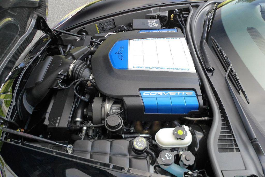 2009 Chevrolet Corvette 2dr Coupe ZR1 w/3ZR - 17910542 - 17