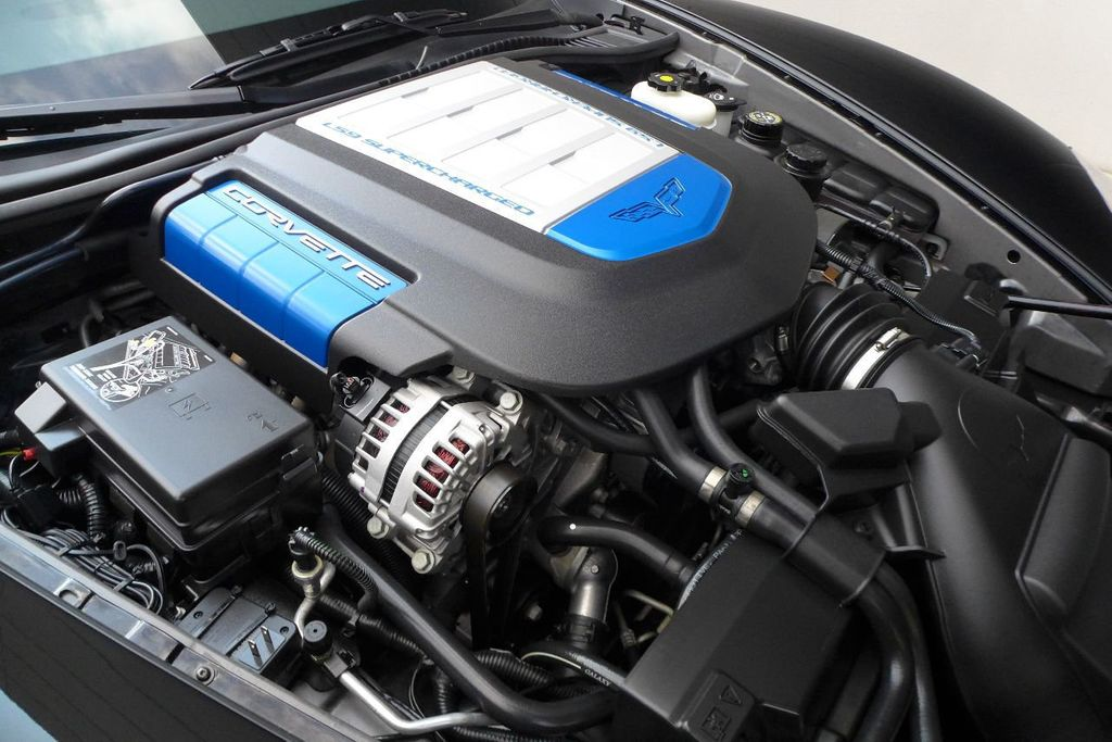 2009 Chevrolet Corvette 2dr Coupe ZR1 w/3ZR - 17910542 - 20