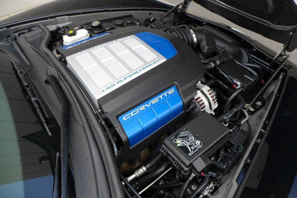 2009 Chevrolet Corvette 2dr Coupe ZR1 w/3ZR - 17910542 - 22