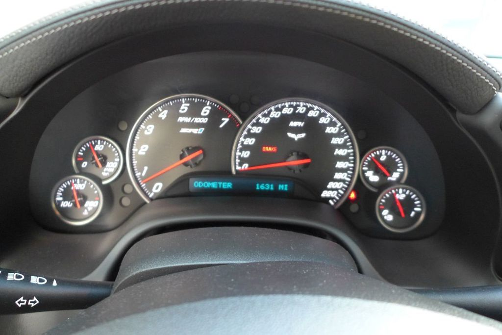 2009 Chevrolet Corvette 2dr Coupe ZR1 w/3ZR - 17910542 - 29