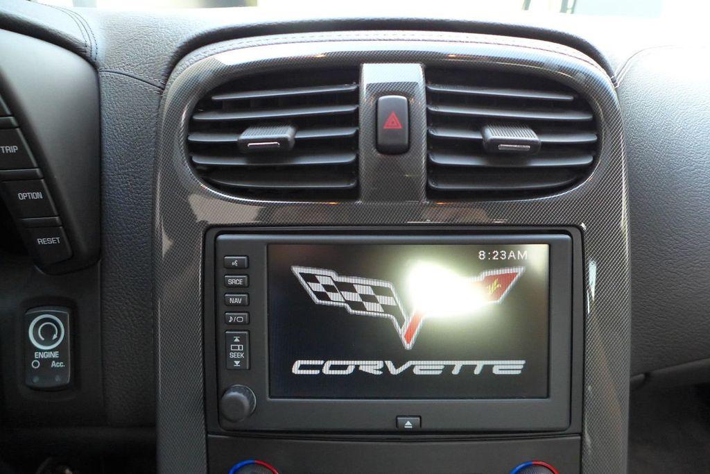 2009 Chevrolet Corvette 2dr Coupe ZR1 w/3ZR - 17910542 - 38