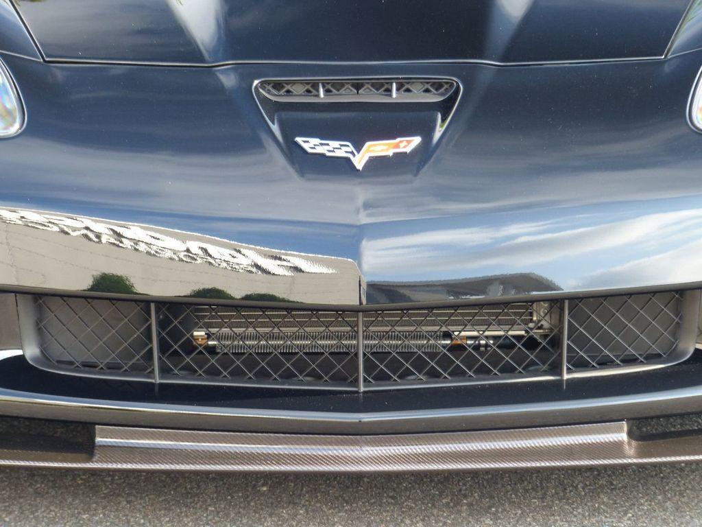 2009 Chevrolet Corvette 2dr Coupe ZR1 w/3ZR - 17910542 - 60