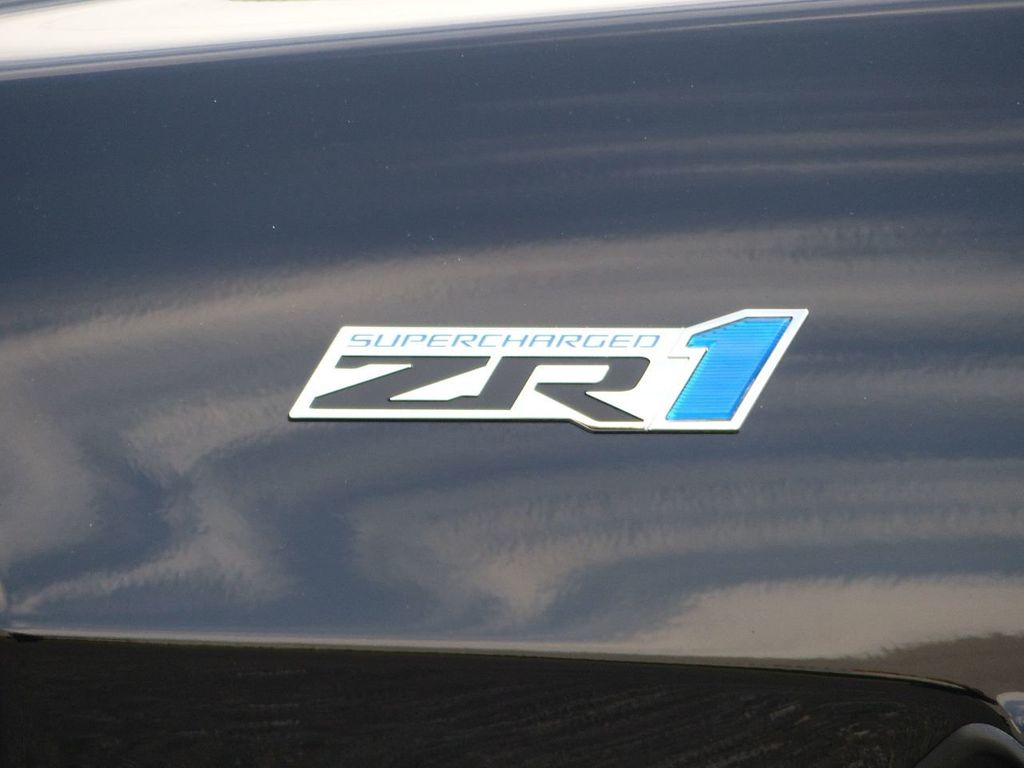2009 Chevrolet Corvette 2dr Coupe ZR1 w/3ZR - 17910542 - 68