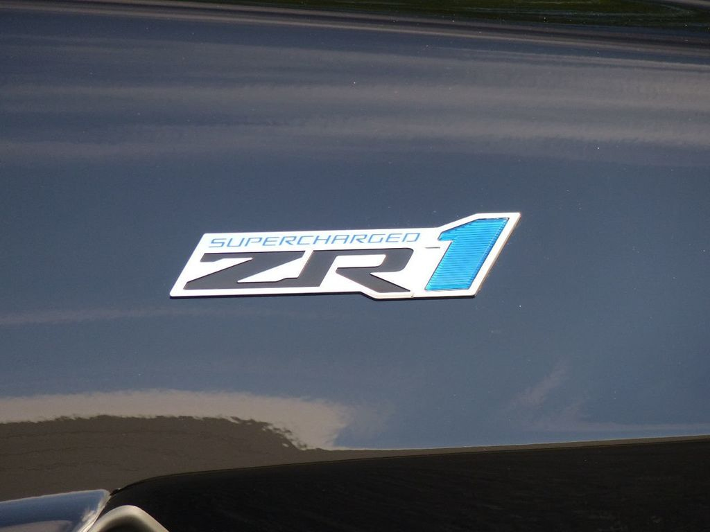 2009 Chevrolet Corvette 2dr Coupe ZR1 w/3ZR - 17910542 - 75